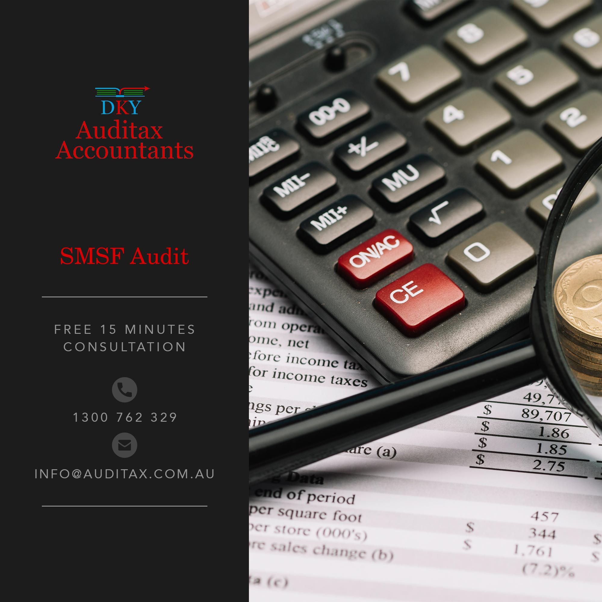 SMSF Auditors Perth