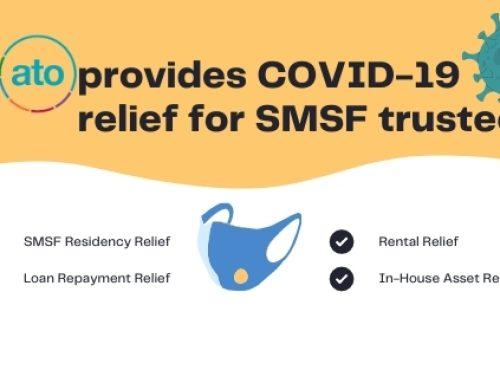COVID-19 Relief for SMSFs